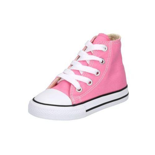Obuwie sportowe dziecięce, Converse CHUCK TAYLOR ALL STAR Tenisówki i Trampki wysokie pink Oferta ważna tylko do 2022-01-04