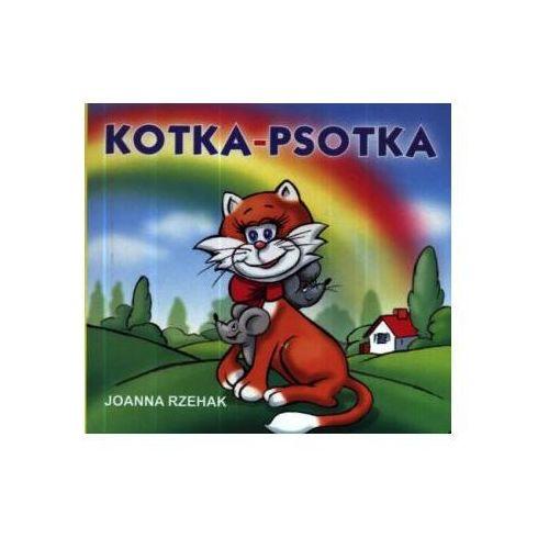 Książki dla dzieci, Kotka psotka (opr. twarda)