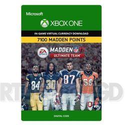 Madden NFL 17 - 7100 Punktów [kod aktywacyjny]