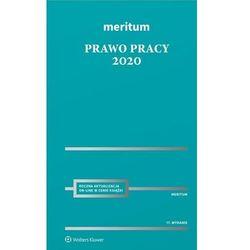 MERITUM Prawo pracy 2020 w.17/2019 - Kazimierz Jaśkowski (opr. broszurowa)