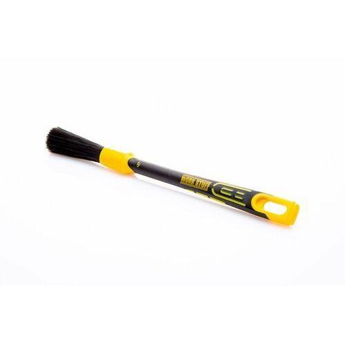 Pozostałe kosmetyki samochodowe, Work Stuff Detailing Brush Rubber Black 30mm