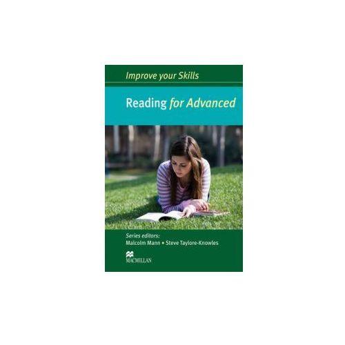 Książki do nauki języka, CAE Skills Reading SB without key (opr. miękka)