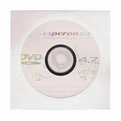 Płyta DVD-R ESPERANZA 4,7GB X 16 KOPERTA - 1 szt.