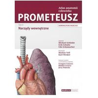 Książki o zdrowiu, medycynie i urodzie, PROMETEUSZ Atlas Anatomii Człowieka Tom II Narządy wewnętrzne Nomenklatura angielska (opr. twarda)
