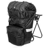 Sakwy, torby i plecaki rowerowe, Wyprzedaż Torba na bagażnik AUTHOR A-N472, 11 L czarna