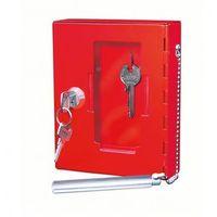 Szafki na klucze, Bezpieczna szafka na klucze awaryjne