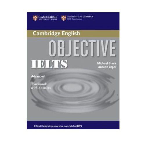 Książki do nauki języka, Objective IELTS, Advanced, Workbook (zeszyt ćwiczeń) with Answers (opr. miękka)