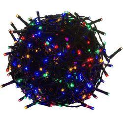 Lampki LED 100 - VOLTRONIC - kolorowe