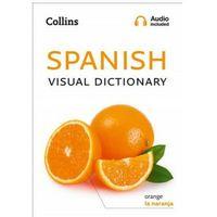 Książki do nauki języka, Collins Spanish Visual Dictionary (opr. miękka)