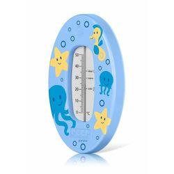 Termometr kąpielowy do kąpieli bezrtęciowy REER - niebieski