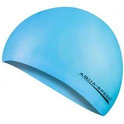 Czepek silikonowy do pływania AquaSpeed Smart