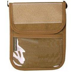 Paszportówka WISPORT PATROL cordura COYOTE (PATROL.COYOTE)