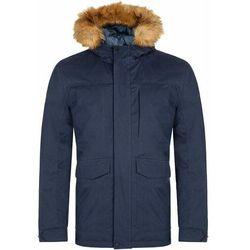 Loap Męski płaszcz Natan Niebieski XL