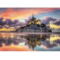 Puzzle, Puzzle High Quality Collection 1000: Le Magnifique Mont Saint-Michel (39367). Wiek: 14+