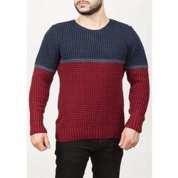 Sweterek TERRERO BORDO