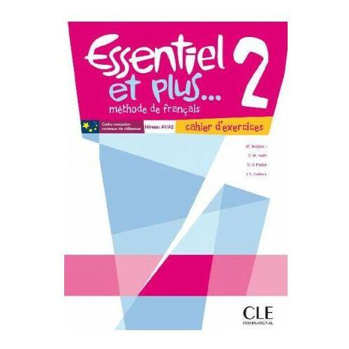 Książki do nauki języka, Essentiel Et Plus 2 Ćwiczenia (opr. miękka)