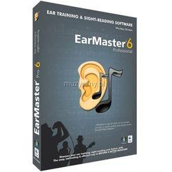 EarMaster 6 Pro program komputerowy, darmowy upgrade do wersji 7 Pro
