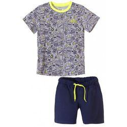 Komplet chłopięcy–tshirt+spodenki 1P3601 Oferta ważna tylko do 2022-11-13