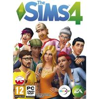 Gry PC, The Sims 4 (PC)