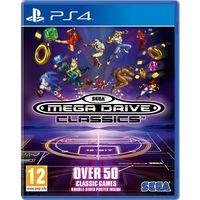 Gry PS4, SEGA Mega Drive Classics (PS4)