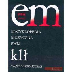 Encyklopedia Muzyczna Pwm T.5 K-Ł (opr. twarda)