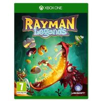 Gry na Xbox One, Rayman Legends (Xbox One)
