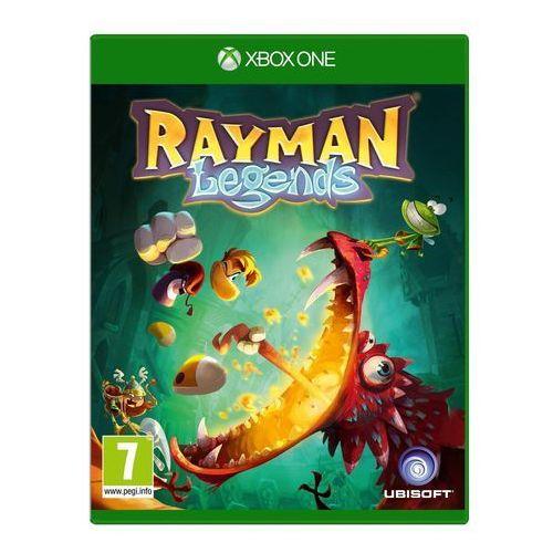 Gry na Xbox One, Rayman Legends (Xbox One)