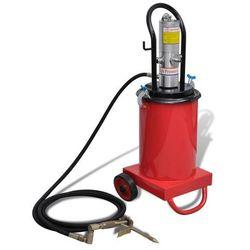 vidaXL Wtryskiwacz olejowy z napędem pneumatycznym 12 L Darmowa wysyłka i zwroty