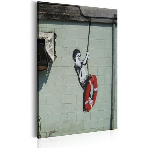 Obrazy, Obraz - Swinger, New Orleans - Banksy