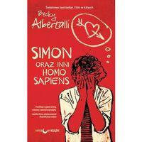 Literatura młodzieżowa, SIMON ORAZ INNI HOMO SAPIENS WYD. 2 (opr. broszurowa)