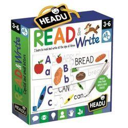 Gra HEADU Czytanie i pisanie