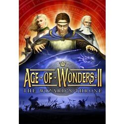 Age of Wonders 2 Wizards Throne (PC)