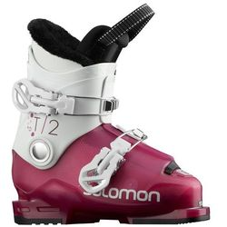 SALOMON T2 RT GIRLY ROSE - buty narciarskie R. 19