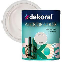 Farba Dekoral Voice of Color naturalna bawełna 5 l