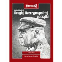 Audiobooki, Drugiej Rzeczypospolitej początki - Profesor Andrzej Garlicki