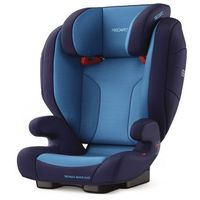 Foteliki grupa II i III, Recaro fotelik samochodowy Monza Nova Evo Xenon Blue - BEZPŁATNY ODBIÓR: WROCŁAW!