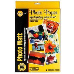 Papier fotograficzny Yellow One A4 140g matowy, 50ark.