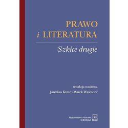 Prawo i literatura Szkice drugie - Jarosław Kuisz, Marek Wąsowicz (opr. miękka)