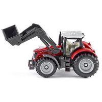 Traktory dla dzieci, Pojazd Traktor Massey Ferguson z przednią ładowarką