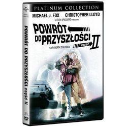 Powrót do przyszłości 2 Platinum Collection (Płyta DVD)