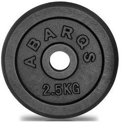 Obciążenie żeliwne AbarQs 2,5kg. OB29