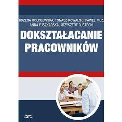 Dokształcanie pracowników - Infor PL - ebook
