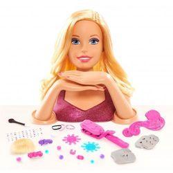 Barbie Głowa do Stylizacji Blondynka Just Play