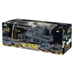 Czołg Tiger z pakietem