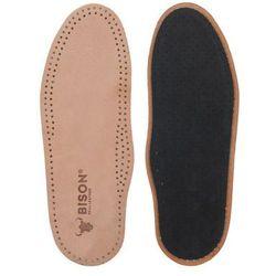 Skórzane wkładki do butów roboczych BHP - R082