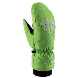 Rękawice zimowe Viking Femme Fatal mitten - zielony viking (-28%)