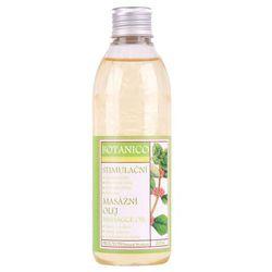 Stymulacyjny olejek do masażu Botanico 200ml