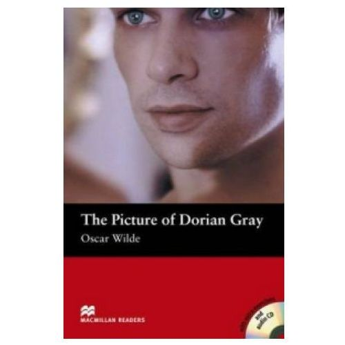 Książki do nauki języka, The Picture Of Dorian Gray Plus Audio CD (Portret Doriana Graya) Macmillan Readers Elementary (opr. miękka)