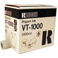 Akcesoria do kserokopiarek, Ricoh farba Black typ VT-1000, VT1000, 817140