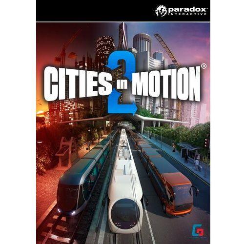 Gry na PC, Cities in Motion 2 Symulator współczesnej metropolii: Transport i komunikacja miejska